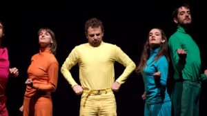 corsi di teatro danza canto musica a torino